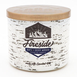Bath & Body Works Fireside Candle
