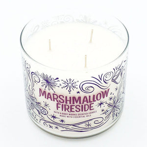 Bath & Body Works Marshmallow Fireside Candle