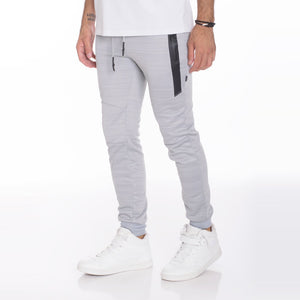Essential Marble Jogger - Grey