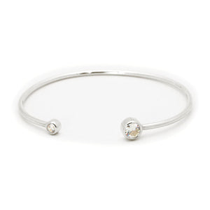 Round Ends Bangle