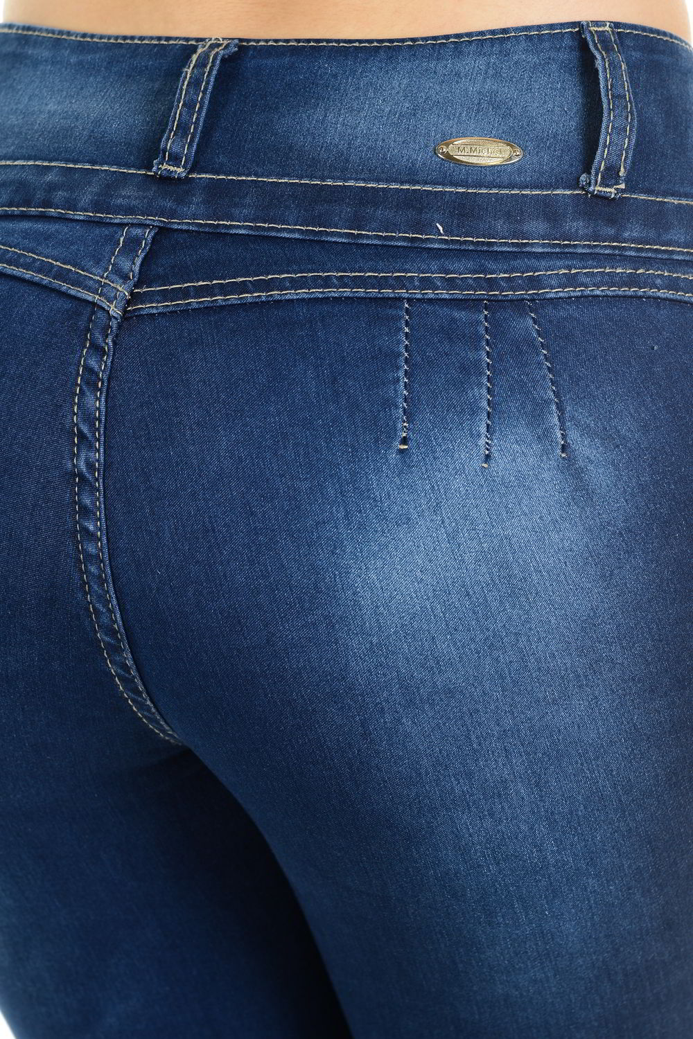 M.Michel Jeans, Levanta Cola, Push-Up - M757