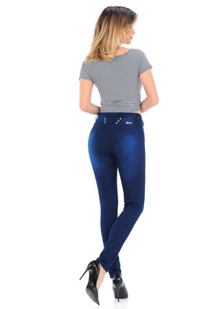 M.Michel Jeans, Levanta Cola, Push-Up - N245