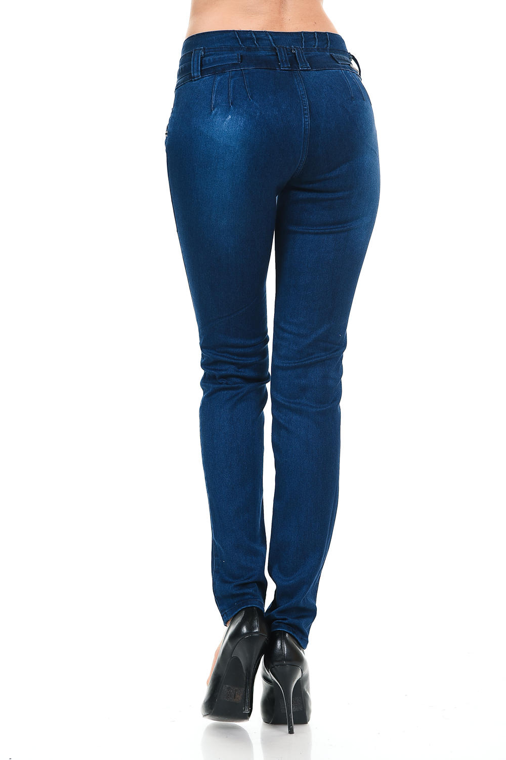 M.Michel Jeans Colombian, Push Up - YC32