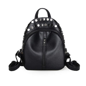 Women's Shimmer Backpack - Black