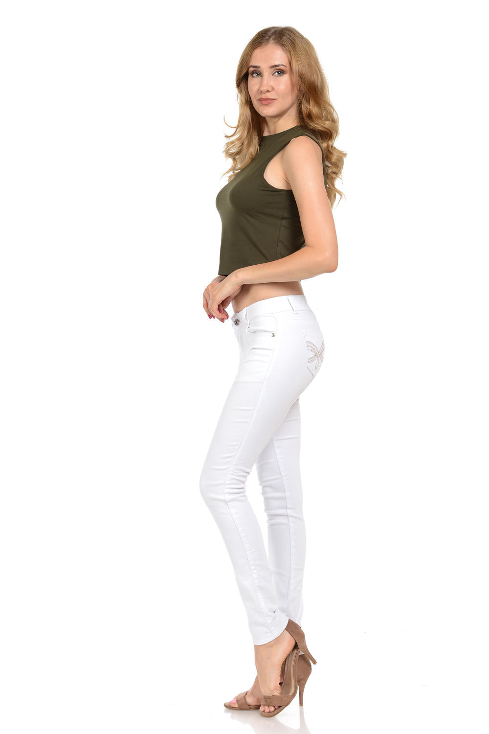 Pasion Women's Jeans - Push Up -  WG0083