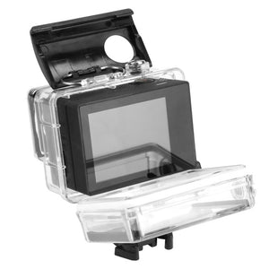 LCD Display Screen Protective Case for GoPro - Clear