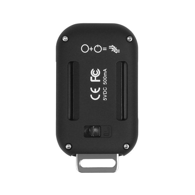 WiFi Remote Control With Charger for GoPro - Black