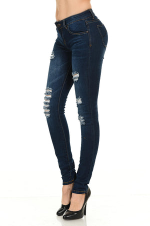 Sweet Look Premium Women's Jeans - CH073-R