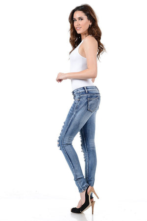 Sweet Look Premium Women's Jeans - WG0230