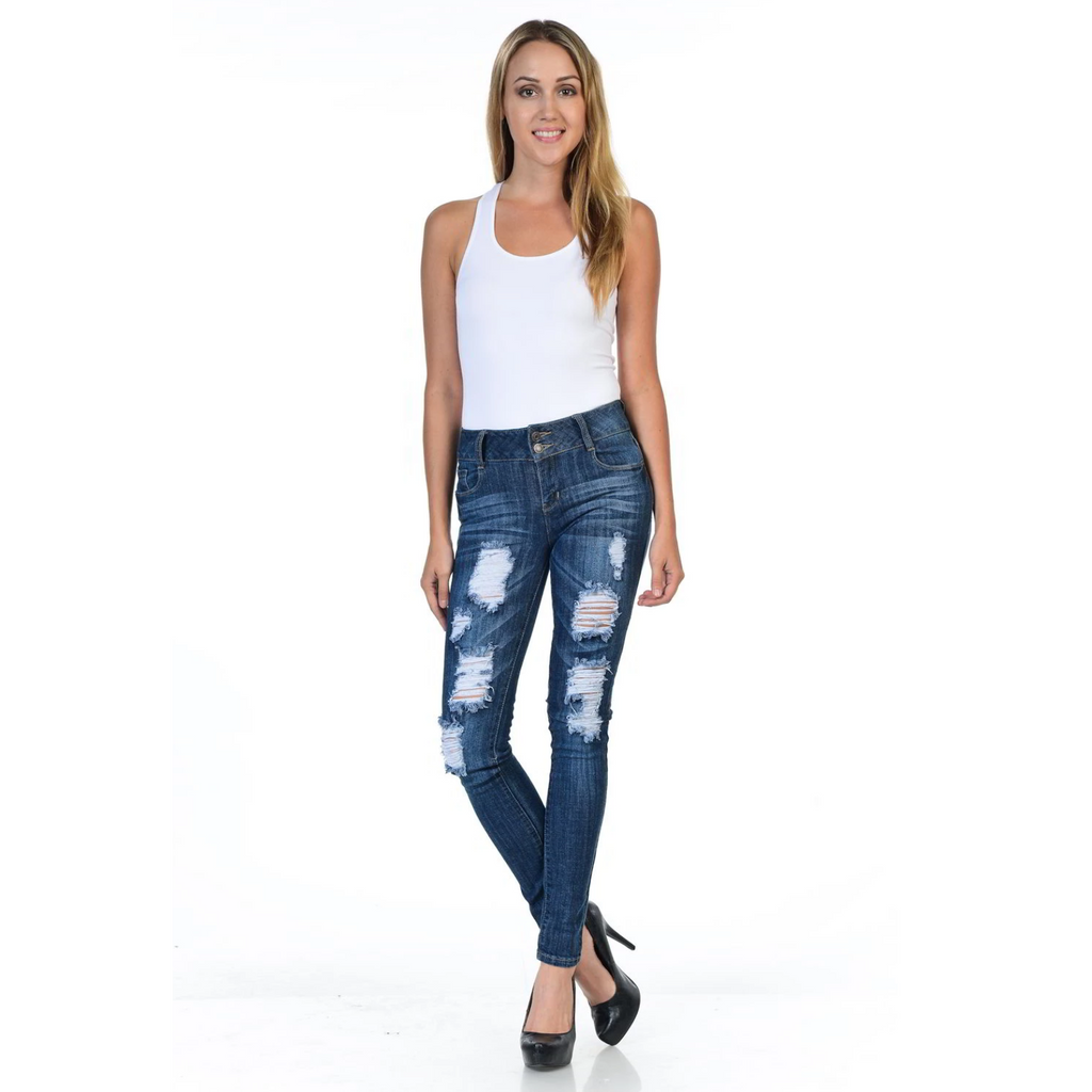 Sweet Look Premium Women's Jeans - CH264H-R