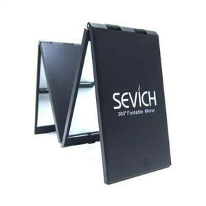 Sevich 360 Degree Folding Mirror