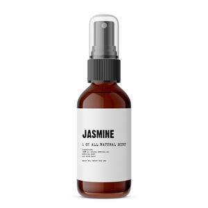 Jasmine - All Natural Body Mist - Made with Essential Oils