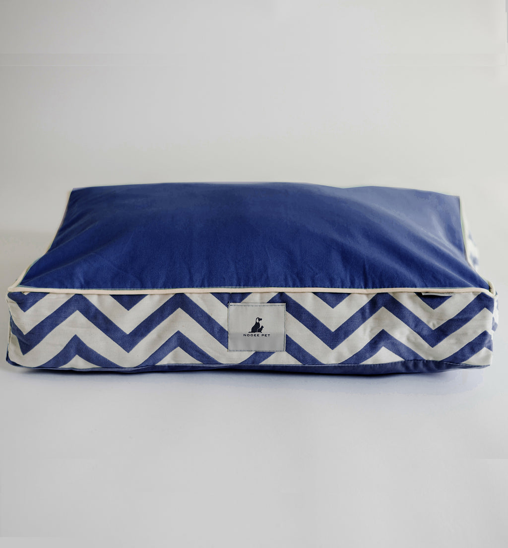 PET CUSHION MILLIE (NAVY-MEDIUM)