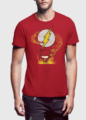 THE FLASH POINT Printed Tshirt