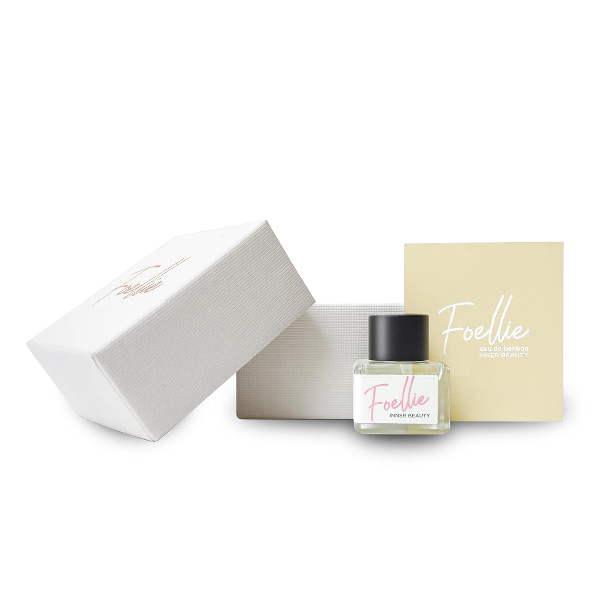 Foellie Women's Underwear Perfume - Inner Beauty - Sweet Peach Scent