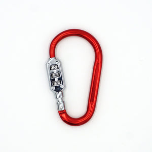 3 Digit Combination Large Clip Travel Lock