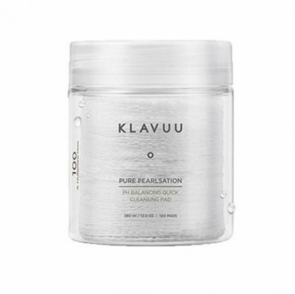 Klavuu Pure Pearlsation PH & Balancing Quick Cleansing Pads