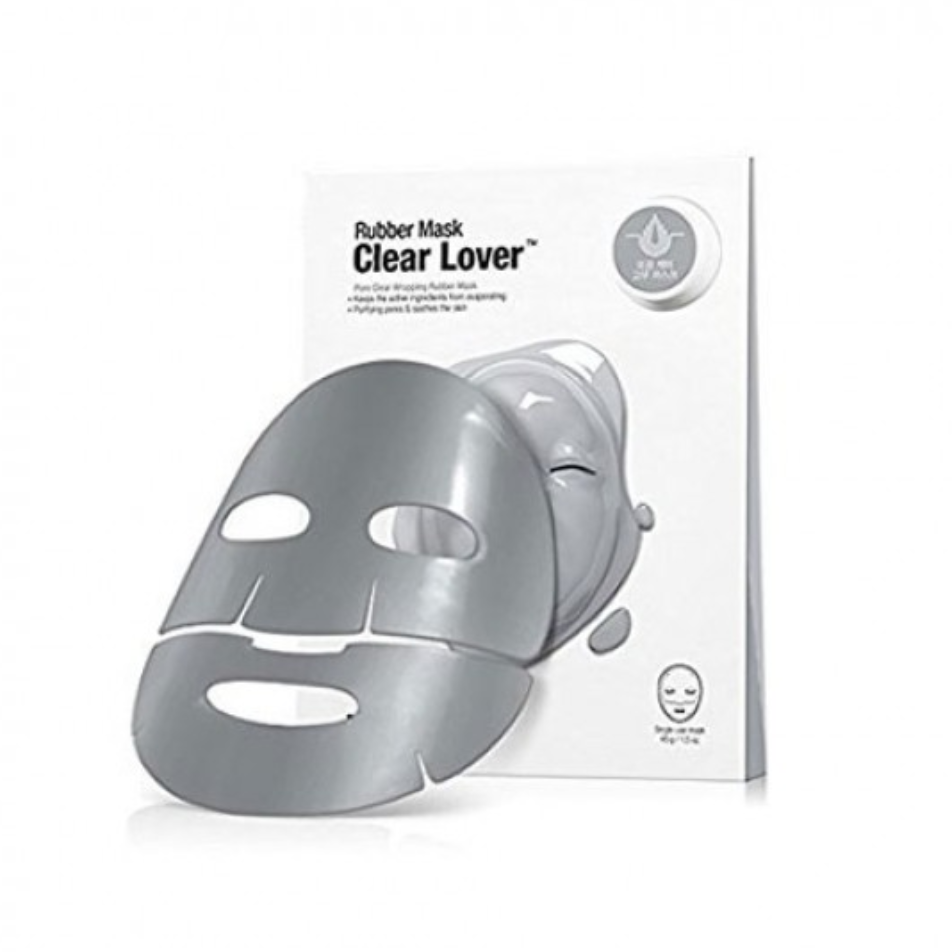 Dr.Jart+ Dr. Jart Rubber Face Mask Clear Lover