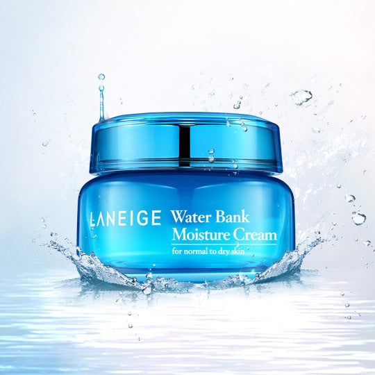 Laneige Water Bank Moisture Cream Set - 50 ml