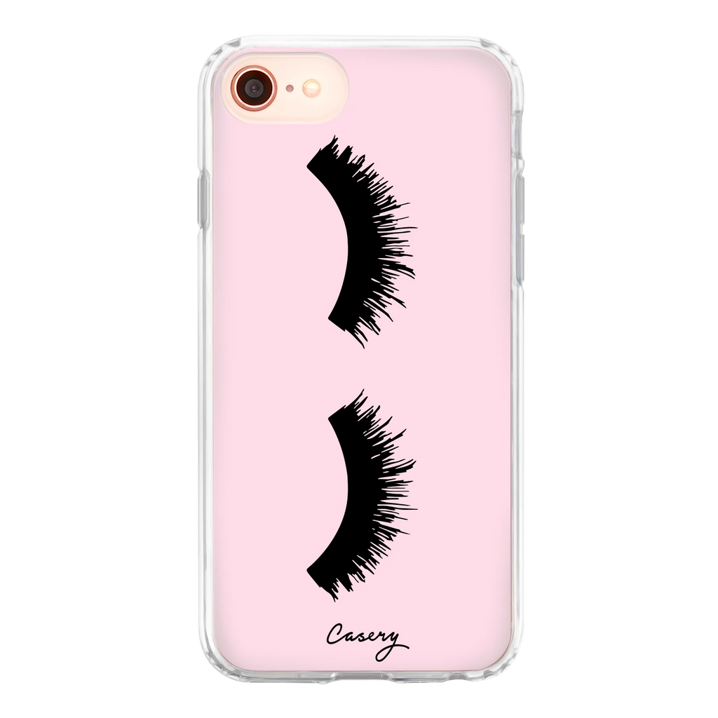 Casery iPhone Phone Case - Lashes