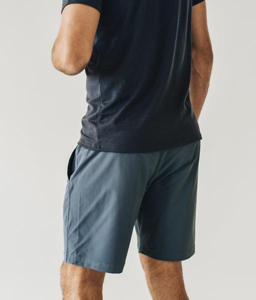 Cobalt Plain Shorts