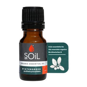 Organic Wintergreen Oil (Gaulteria Procumbens) 10ml