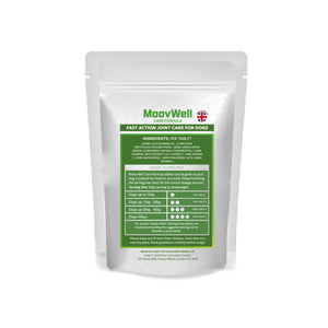 MoovWell Joint Support Supplement for Dogs Two Month Supply Tablets