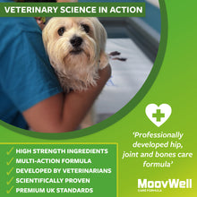 Load image into Gallery viewer, MoovWell Multi Vitamin Chicken Flavor For Dogs