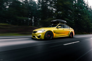 Print - Yellow F80 Roller