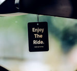 Enjoy The Ride Air Freshener