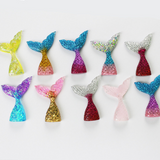 10 Mermaid Tail Slime Charms - Slime Kitty