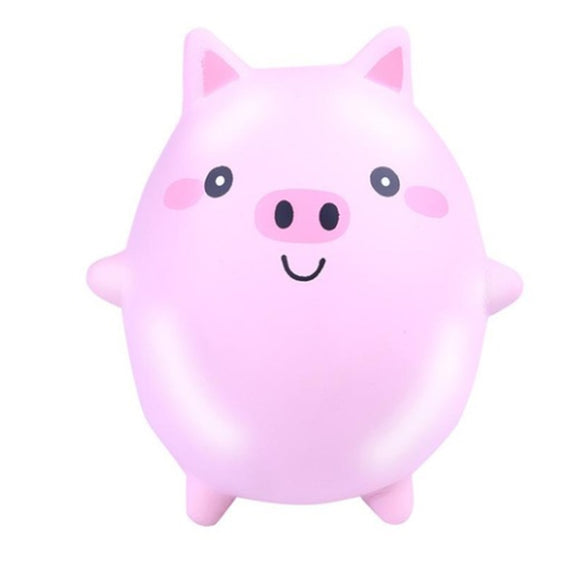 Pink Pig Jumbo Slow Rising Squishy Toys Squishies Scented - Slime Kitty