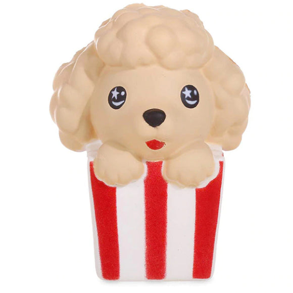 Puppy Popcorn Jumbo Slow Rising Squishy Toys Squishies Scented - Slime Kitty
