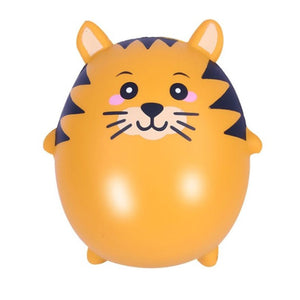 Orange Cat Jumbo Slow Rising Squishy Toys Squishies Scented - Slime Kitty
