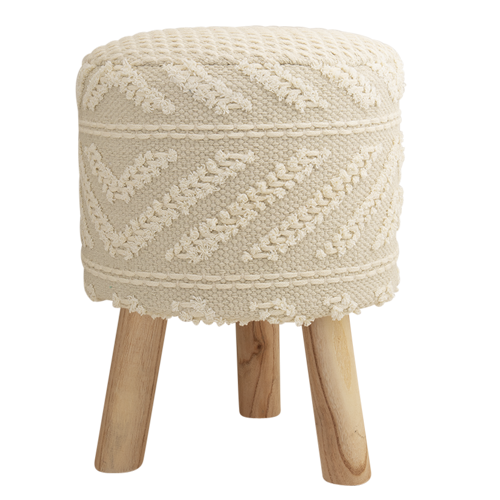 Island Time Stool Oat