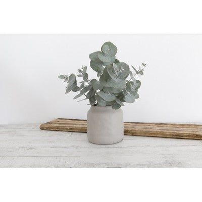 Flax Kitchen Pot-Grey