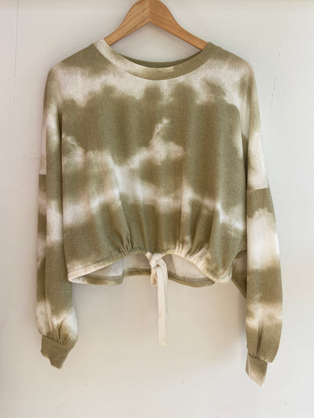 Chill Days Jumper Green