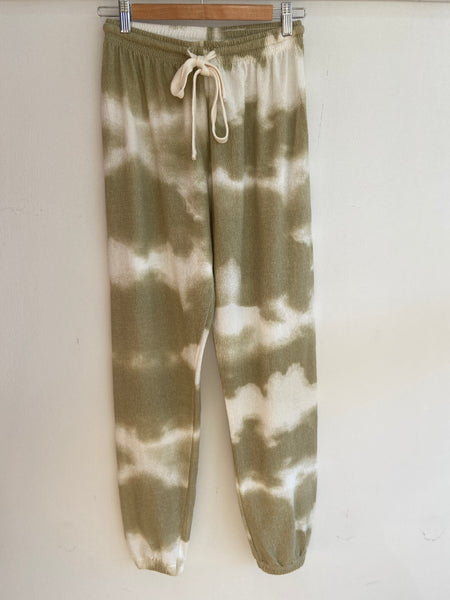 Chill Days Pants Green