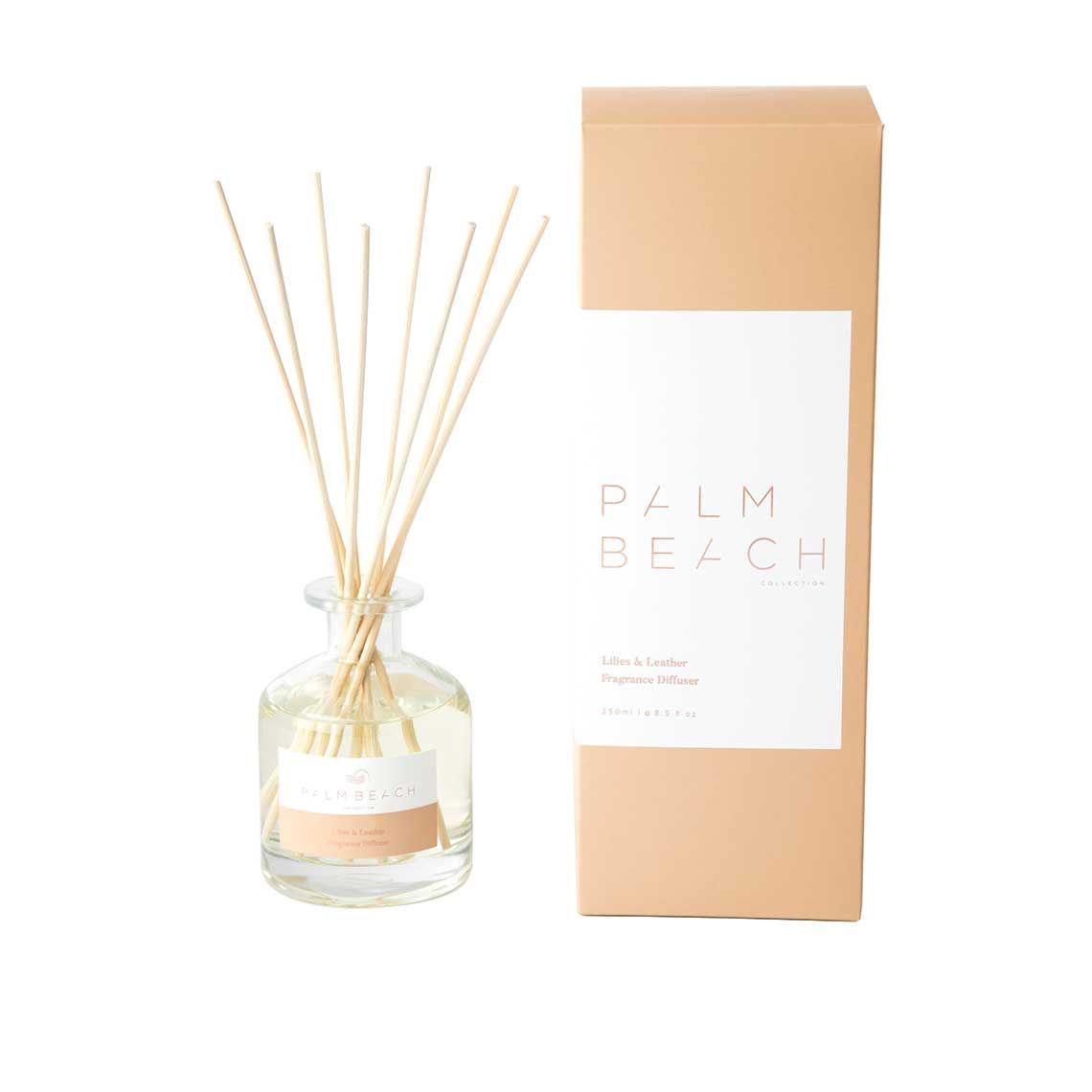 Lillies And Leather Diffuser