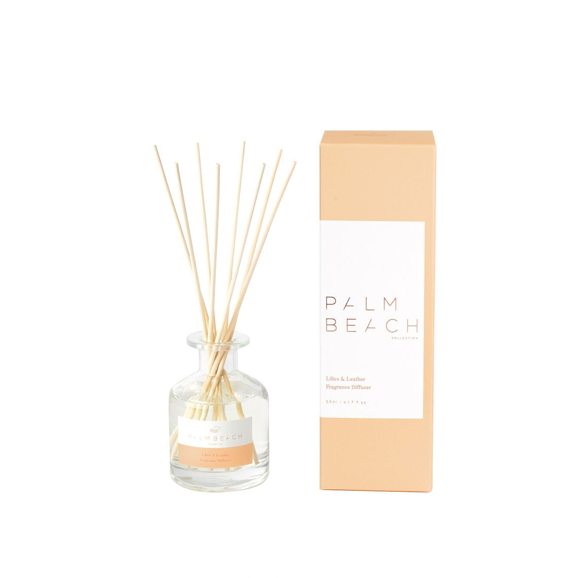 Lillies And Leather Diffuser Mini