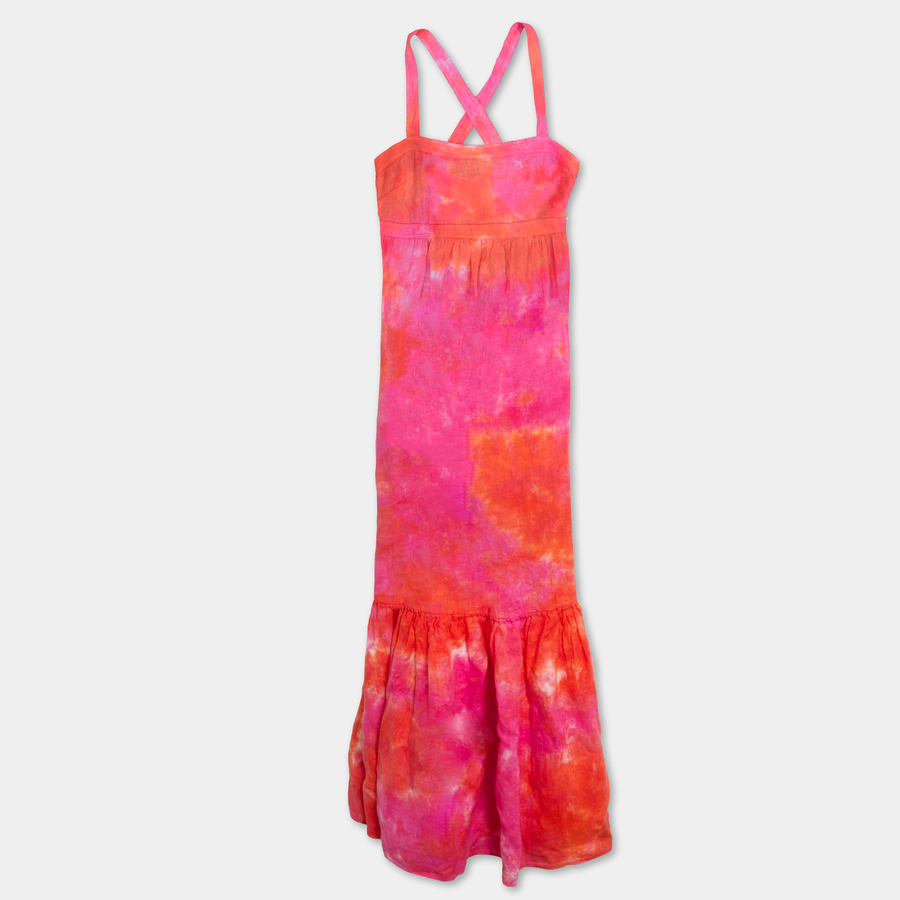 Tie Dye Athena Dress