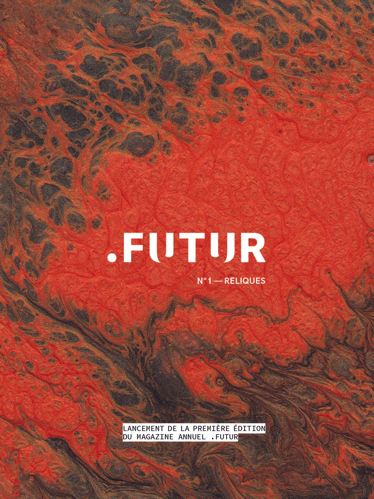 .FUTUR, magbook exploring the future of fashion through sustainable innovation