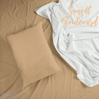 Sunset Blvd Pillow Case Set