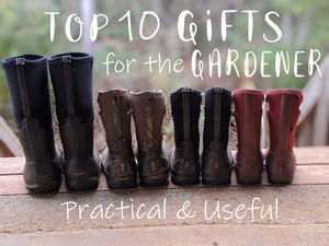 Top 10 Gifts for Gardeners