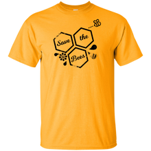 save bees Gildan Youth T-Shirt