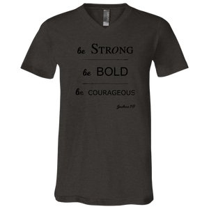 BE BOLD Soft  v-neck