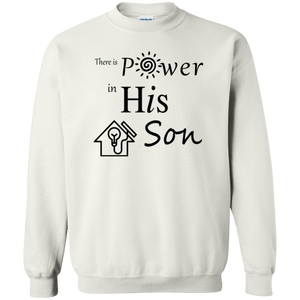 power SON Gildan Crewneck
