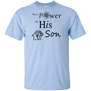 power SON Gildan Youth T-Shirt