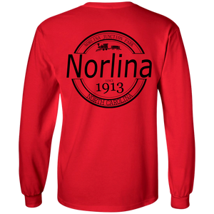 Norlina NC 2 sided LS T-shirt