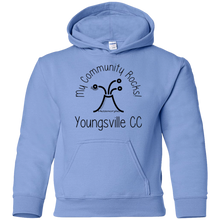 community rocks Gildan Youth Hoodie